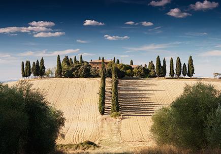 Italienskt landskap