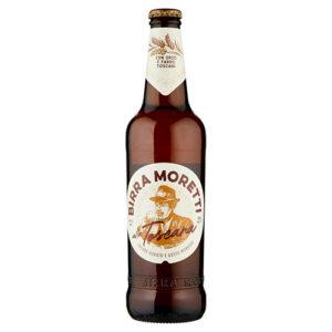 Birra Moretti alla Toscana 5,5 %, 50 cl