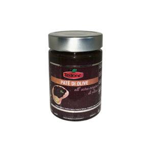 Olivpaté svarta oliver 290 g