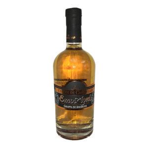 Grappa Amarone 45 %, 0,5 l